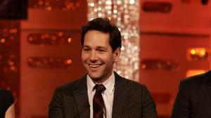 I Better Be In Moone Boy Again Or I M Going To Be P Ed Ant Man Star Paul Rudd Independent Ie
