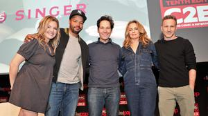 Cast of after