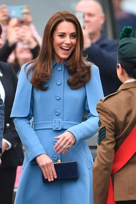 Inside Kate Middleton S Northern Ireland Wardrobe How She Stepped Out Of Her Comfort Zone Independent Ie