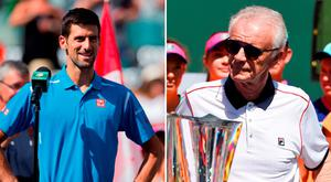 How Twitter Reacted To Tennis Sexism Row And Novak Djokovic S Hormones Comment Independent Ie