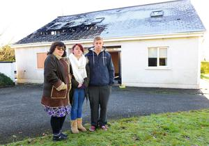 [DIAGRAM_09CH]  A small fire that started in a fuse box destroyed this family home in four  minutes - Independent.ie   Destroyed Fuse Box      Independent.ie