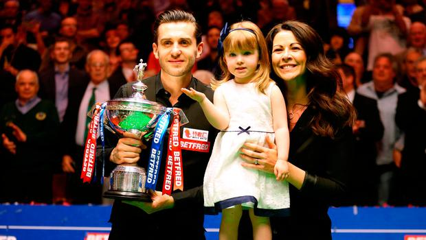 Selby joins greats after epic victory - Independent.ie