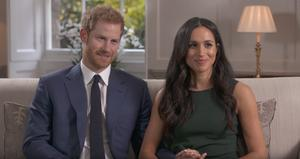 meghan markle hailed as a beacon of the royal family regardless of her colour she is a role model independent ie watch exclusive first interview with prince harry and meghan markle
