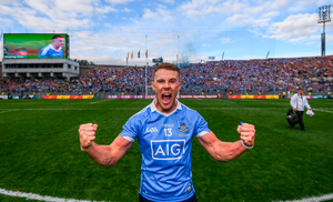 The Throw-In: Joe Brolly on why Dublin look good to win five in-a ...