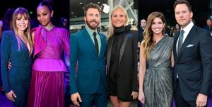 The Avengers Endgame Red Carpet Attracted More Star Power Than This Year S Oscars Independent Ie