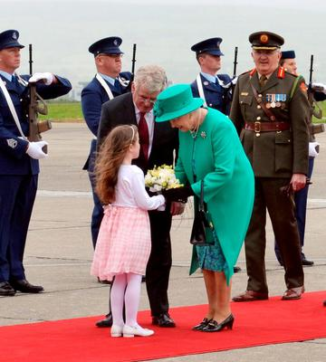 State visit of Elizabeth II to the Republic of Ireland