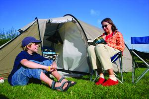 Camac Valley Dublins Premier 4 Star Camping Park - Home