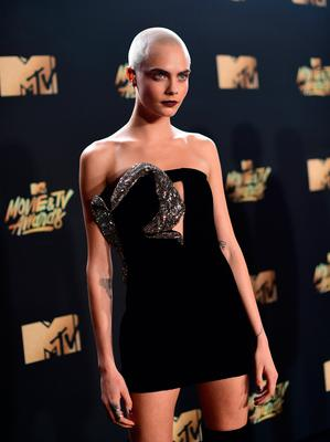 Cara Delevingne Says She Didn T Like What Being A Model Was