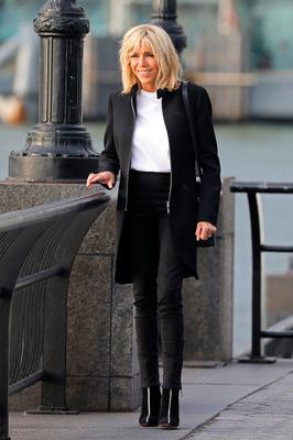 The Secrets To Brigitte Macron S Age Defying Appearance Independent Ie