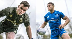 Volverse permanecer Sinewi  Revealed: Leinster's new adidas home and alternate jerseys unveiled -  Independent.ie