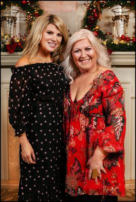 Champagne Supernova Inside Barry Egan S Star Studded Dublin Christmas Party Independent Ie