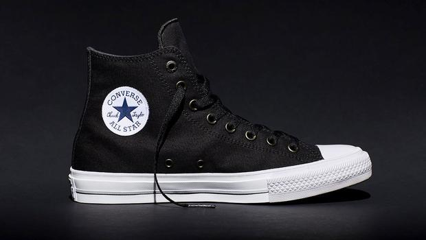 Why we'll never get tired of our beloved Converse