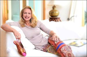 Height Of Fashion In Cannes Inside Irish Designer Liz Quinn S 850k French Escape Independent Ie