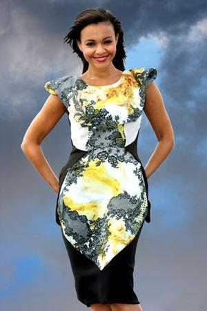 A Dress Fit For A First Lady Young Designer Claire Is In White House Good Books Independent Ie