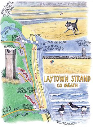 Laytown Beach - Ireland Highlights