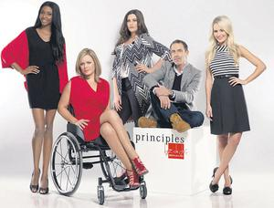 Fashion First As Disabled Model Fronts Campaign Independent Ie