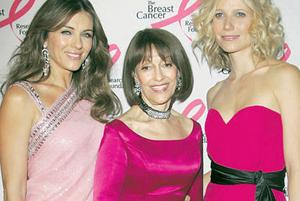 Real Life Pink Ribbon Power Independent Ie