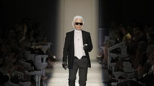 Karl Lagerfeld Dies Designer Remembered As One Of The Greatest In History Independent Ie