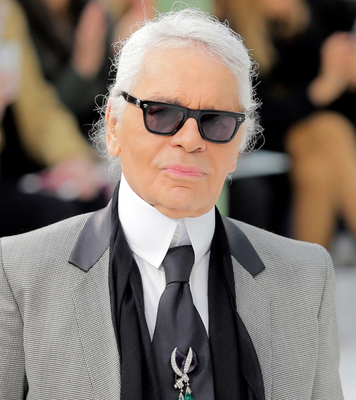 Legendary Fashion Designer Karl Lagerfeld Dead Aged 85 French Reports Independent Ie